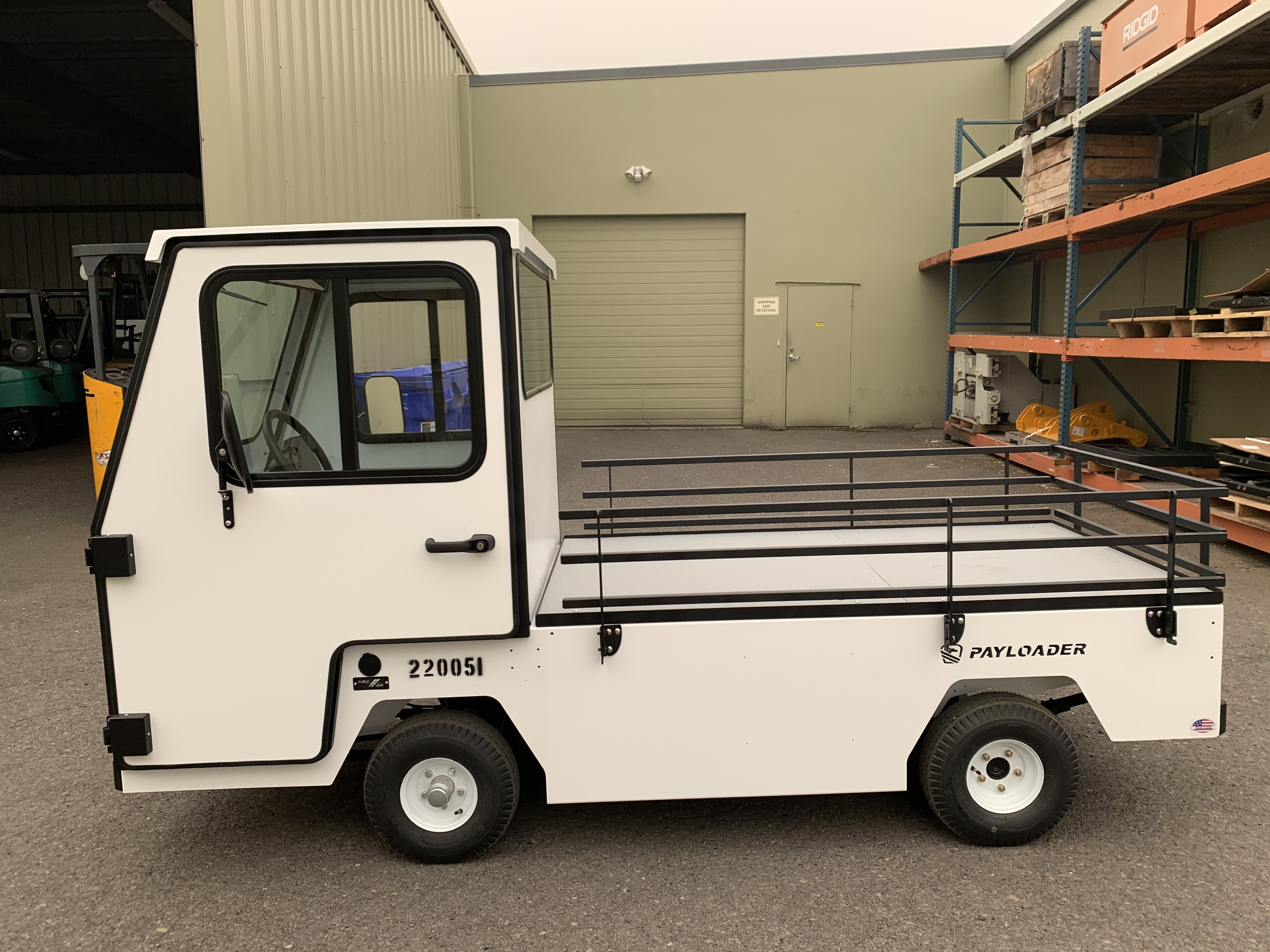 New, 2020, Columbia ParCar, Payloader - Heavy Duty 2XL Cab, Utility Vehicles