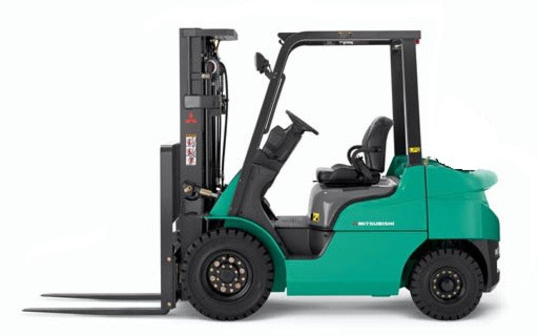 New, 2019, Mitsubishi Forklift, FD25N, Forklifts / Lift Trucks