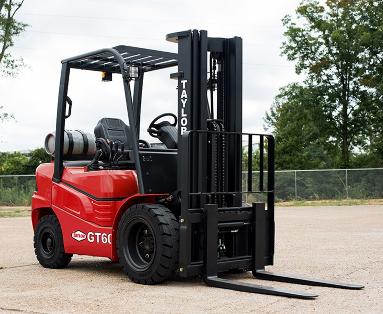 New, 2022, Taylor, GT-60  (4 valve) LP, Forklifts / Lift Trucks