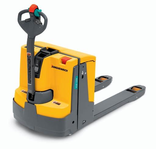 New, 2019, Jungheinrich, EJE 120, Material Handling Equipment