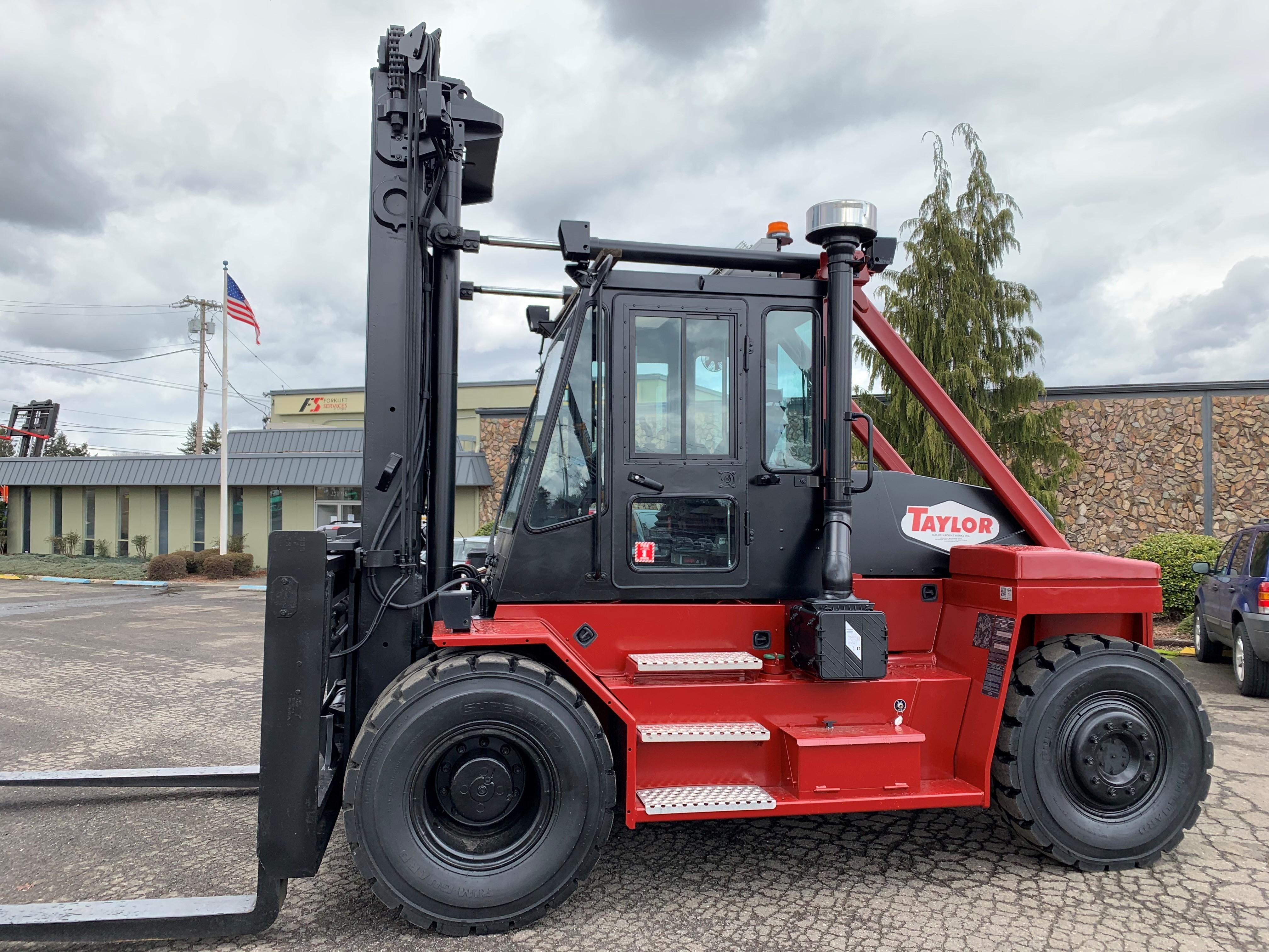 Used, 2015, Taylor, TX-300M, Forklifts / Lift Trucks