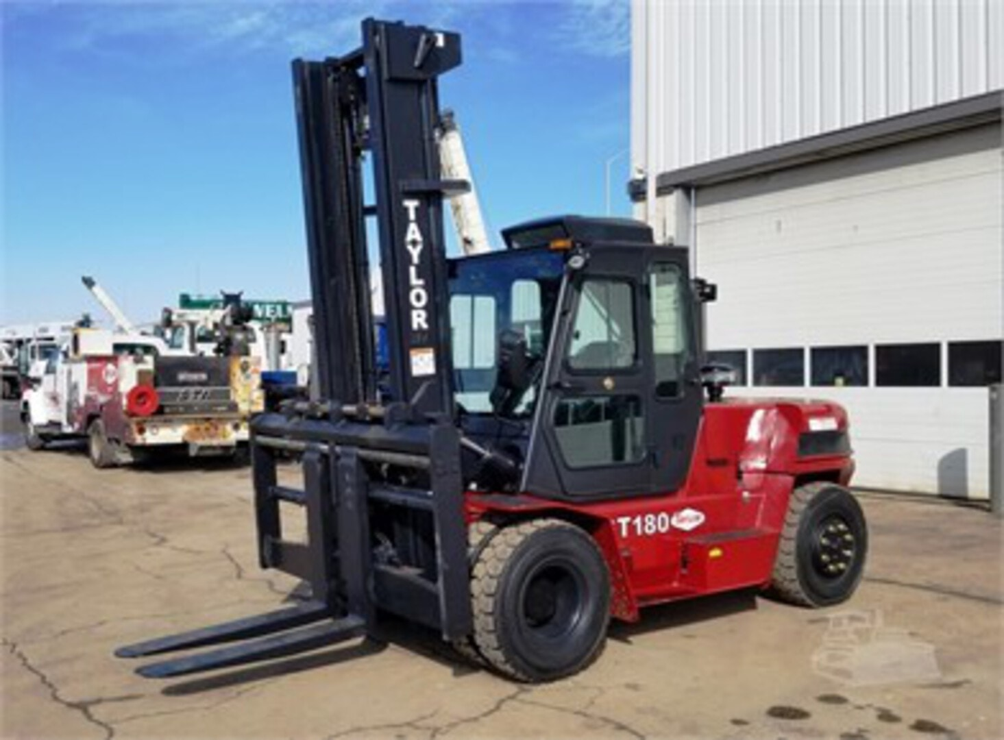 New, 2021, Taylor, GT-180 (4 valve), Forklifts / Lift Trucks