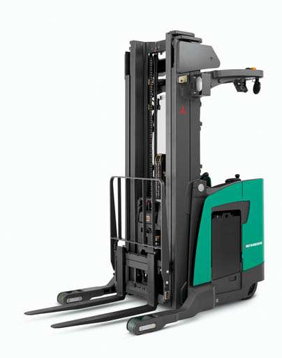 New, 2017, Mitsubishi Forklift, ESR18N, Forklifts / Lift Trucks