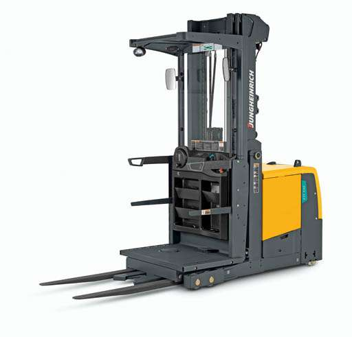 New, 2017, Jungheinrich, EKS314A, Forklifts / Lift Trucks
