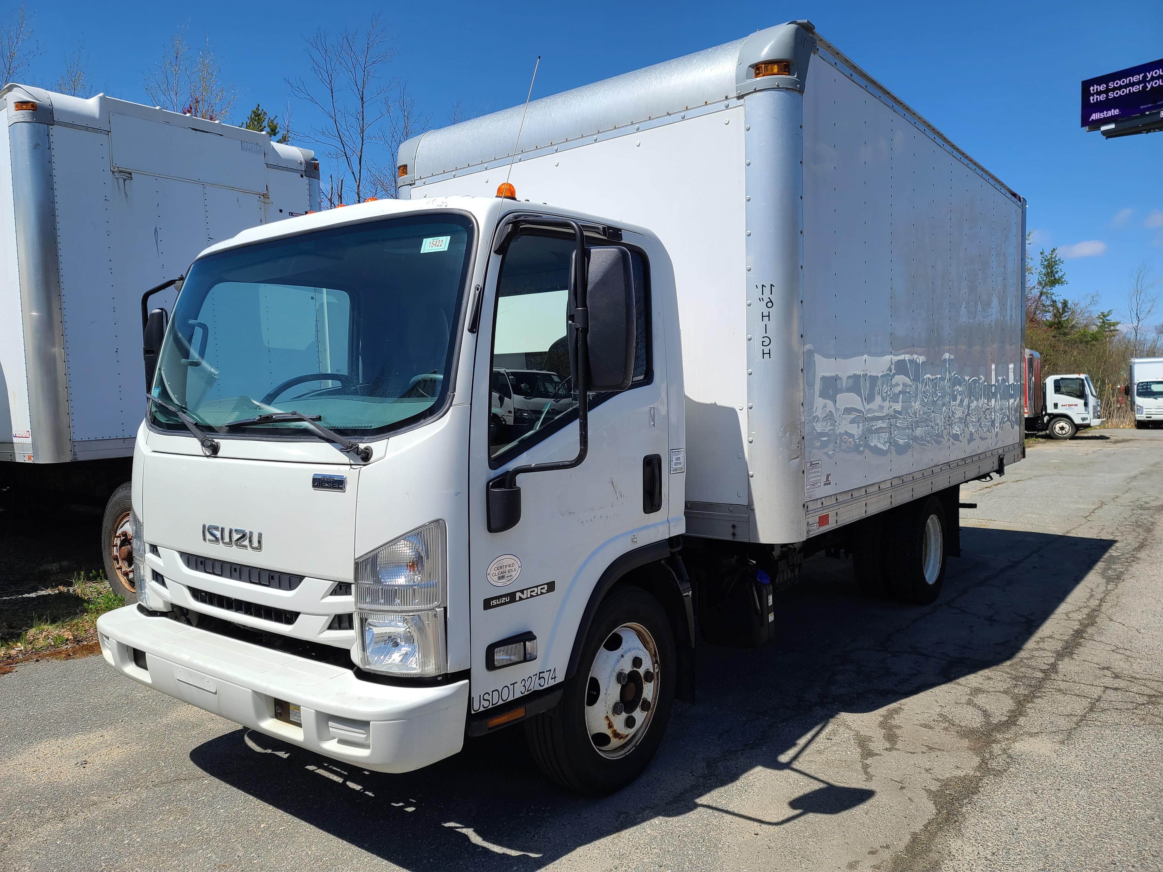 Used, 2016, Isuzu, NRR, Cab / Chassis Trucks