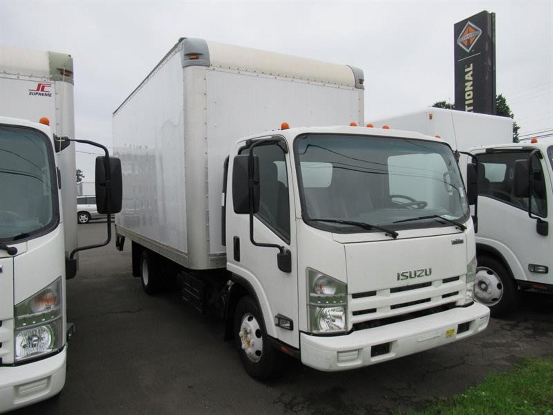 Used, 2017, Isuzu, NPR-HD Diesel, Cab / Chassis Trucks