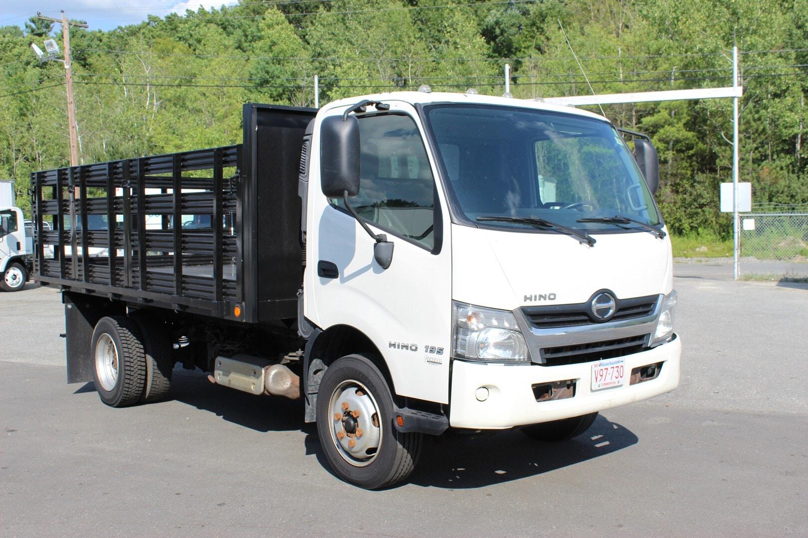 Used, 2016, Hino, 195, Cab / Chassis Trucks