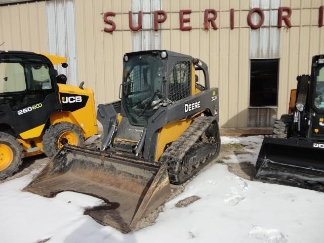 Used, 2013, John Deere Construction, 323D, Loaders