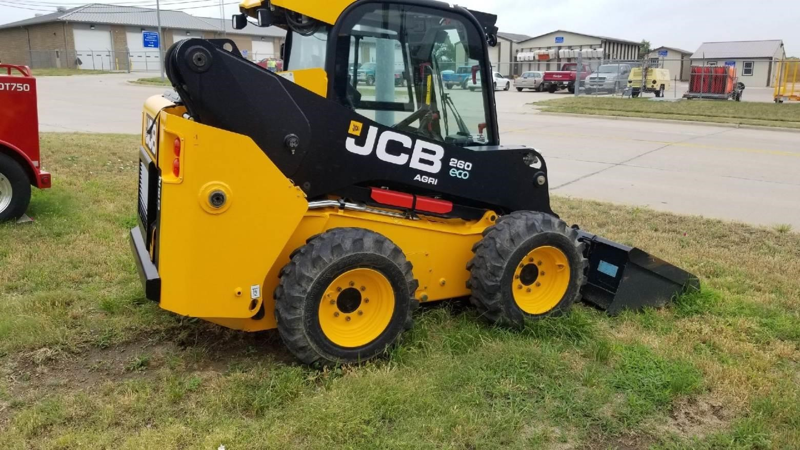 Used, 2015, JCB, 260, Skid Steers