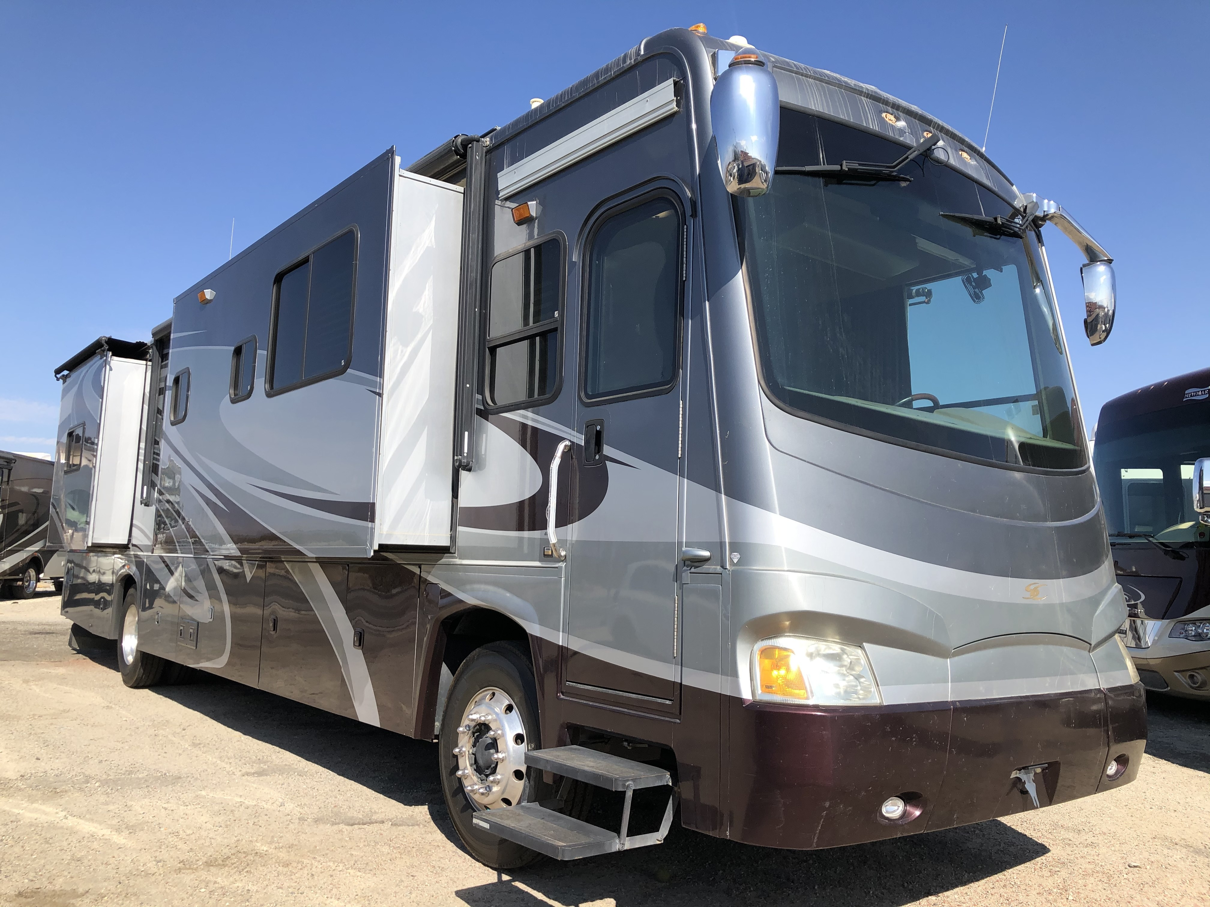 Used, 2006, Sportscoach, Legend 40QS, RV - Class A