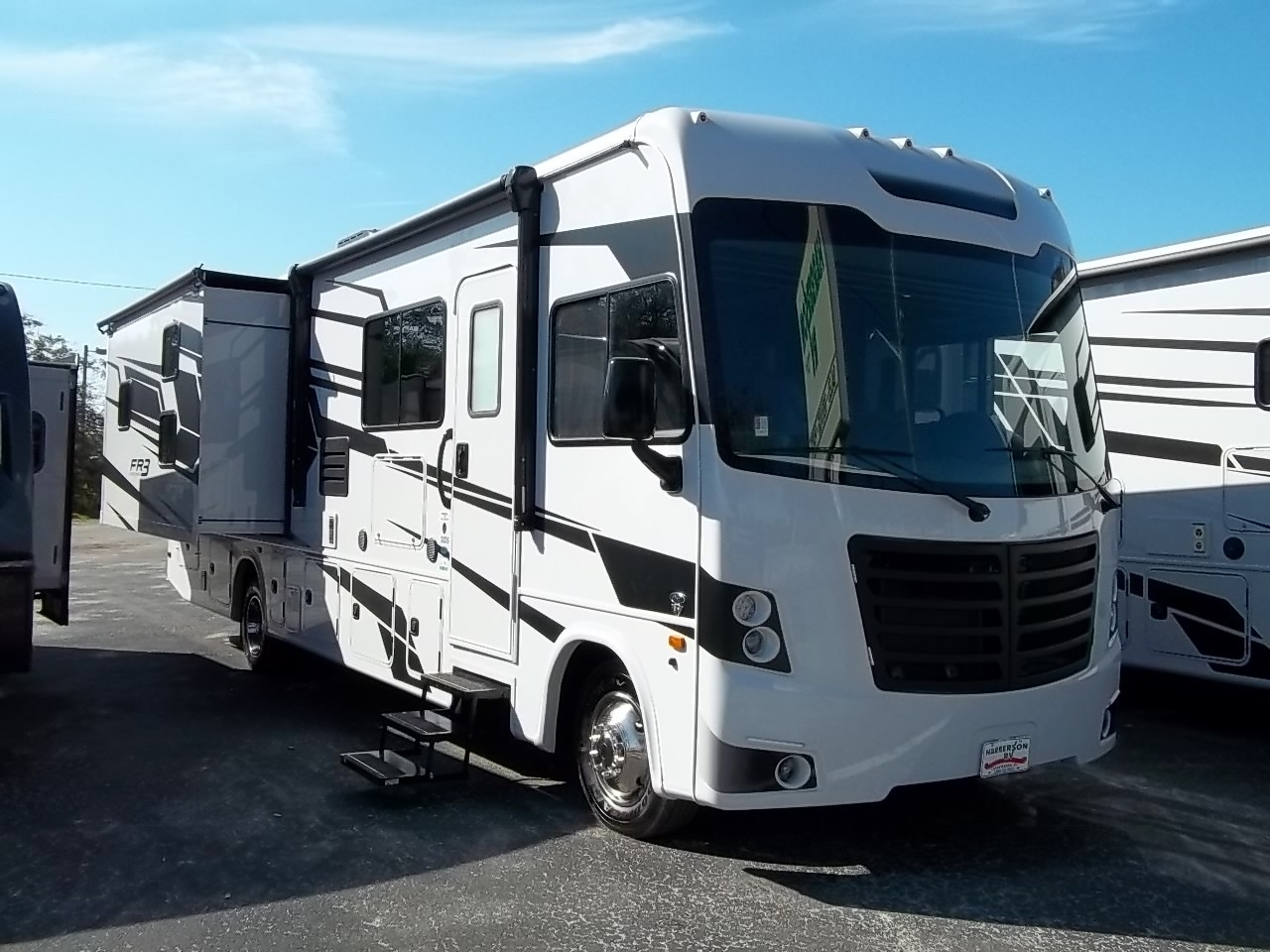 New, 2021, Forest River, FR3 32DS, RV - Class A
