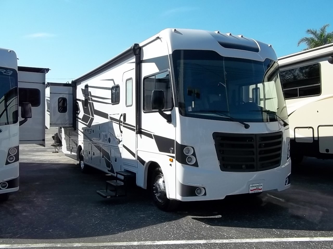 New, 2021, Forest River, FR3 33DS, RV - Class A