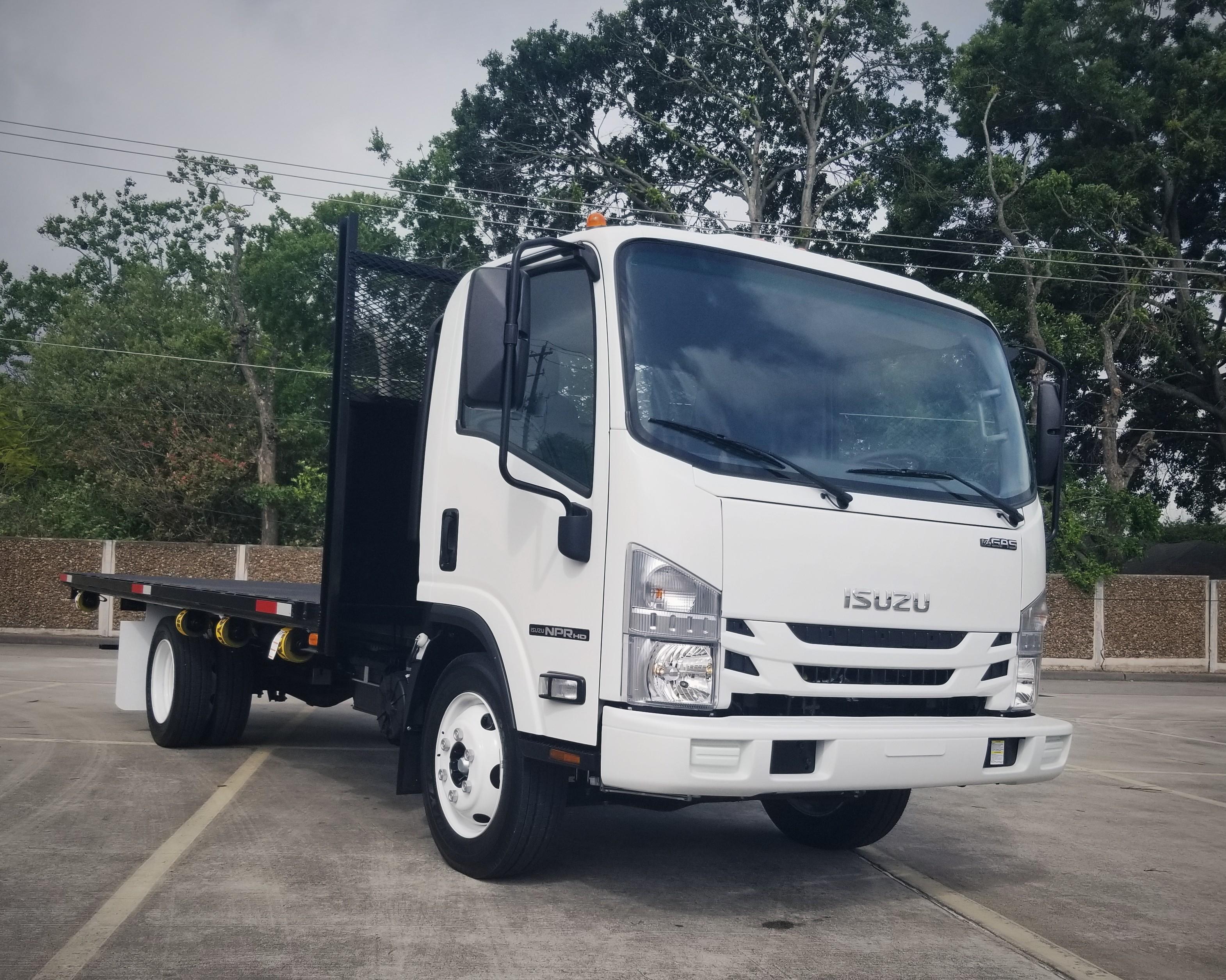 New, 2019, Isuzu, NPRGAS-HD, Cab / Chassis Trucks