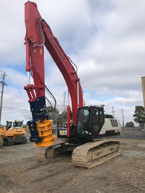 Used, 2019, Link-Belt Excavators (LBX), 350 X4, Excavators