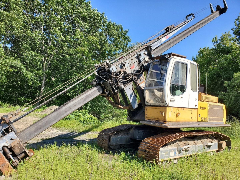 Used, 2012, Liebherr, R914, Excavators