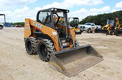 Other, 2018, Case Construction, SR210, Skid Steers