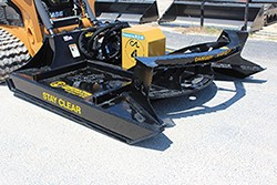 New, 2020, Construction Attachments, SXD Skid Steer Rotary Cutter, Mowers