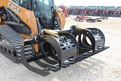 New, 2020, Construction Attachments, Worx Duty 84' Root Grapple, Buckets