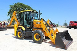Used, 2015, JCB, 3CX Compact, Backhoe Loaders