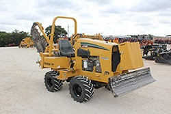 Other, 2010, Vermeer, RTX450 Ride On Trencher, Trenchers