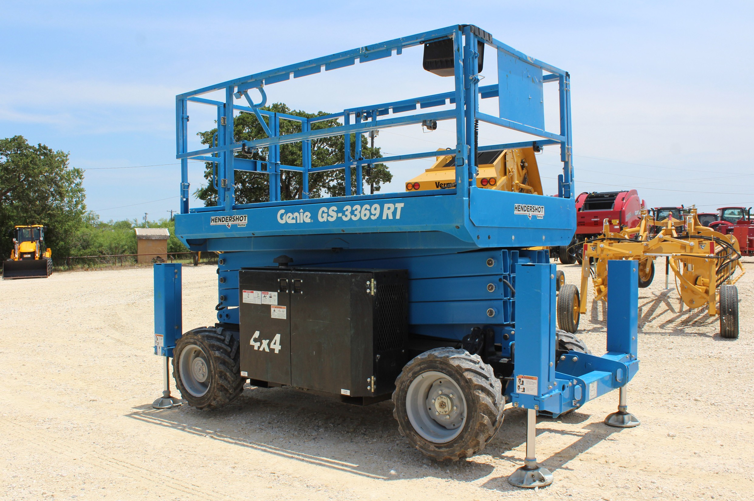 Other, 2016, Genie, GS™-3369 DC, Aerial Work Platforms