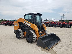 Used, 2017, Case Construction, SV280, Skid Steers
