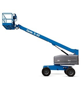 Other, 2018, Genie, S40, Aerial Work Platforms