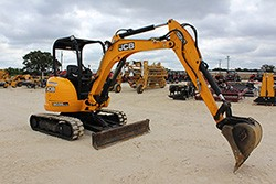 Other, 2016, JCB, 8035 ZTS, Excavators