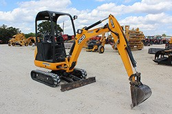 Other, 2016, JCB, 8018 CTS, Excavators