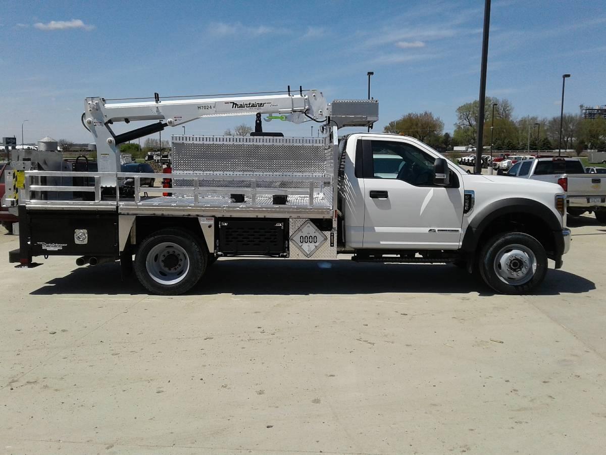 New, 0, Other, Maintainer MTS-1-084, Propane Body, H7024TT Crane , Service / Utility Trucks