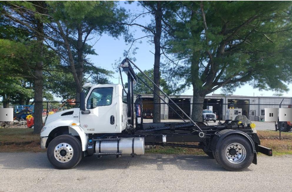 New, 0, Stellar, Stellar Slider 20S Hook Lift, Hooklift Trucks