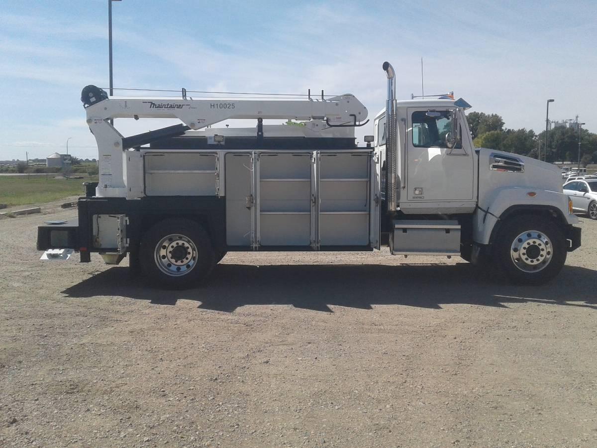 New, 2021, Maintainer, MTS-2-120, H10025TT Crane, Service / Utility Trucks