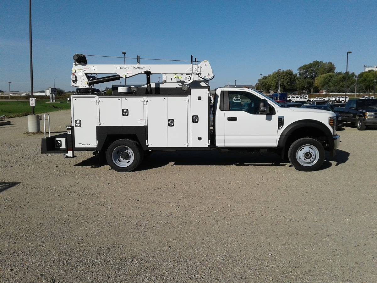 New, 0, Other, Maintainer MTS-1-084, EH4520ST Crane, Service / Utility Trucks