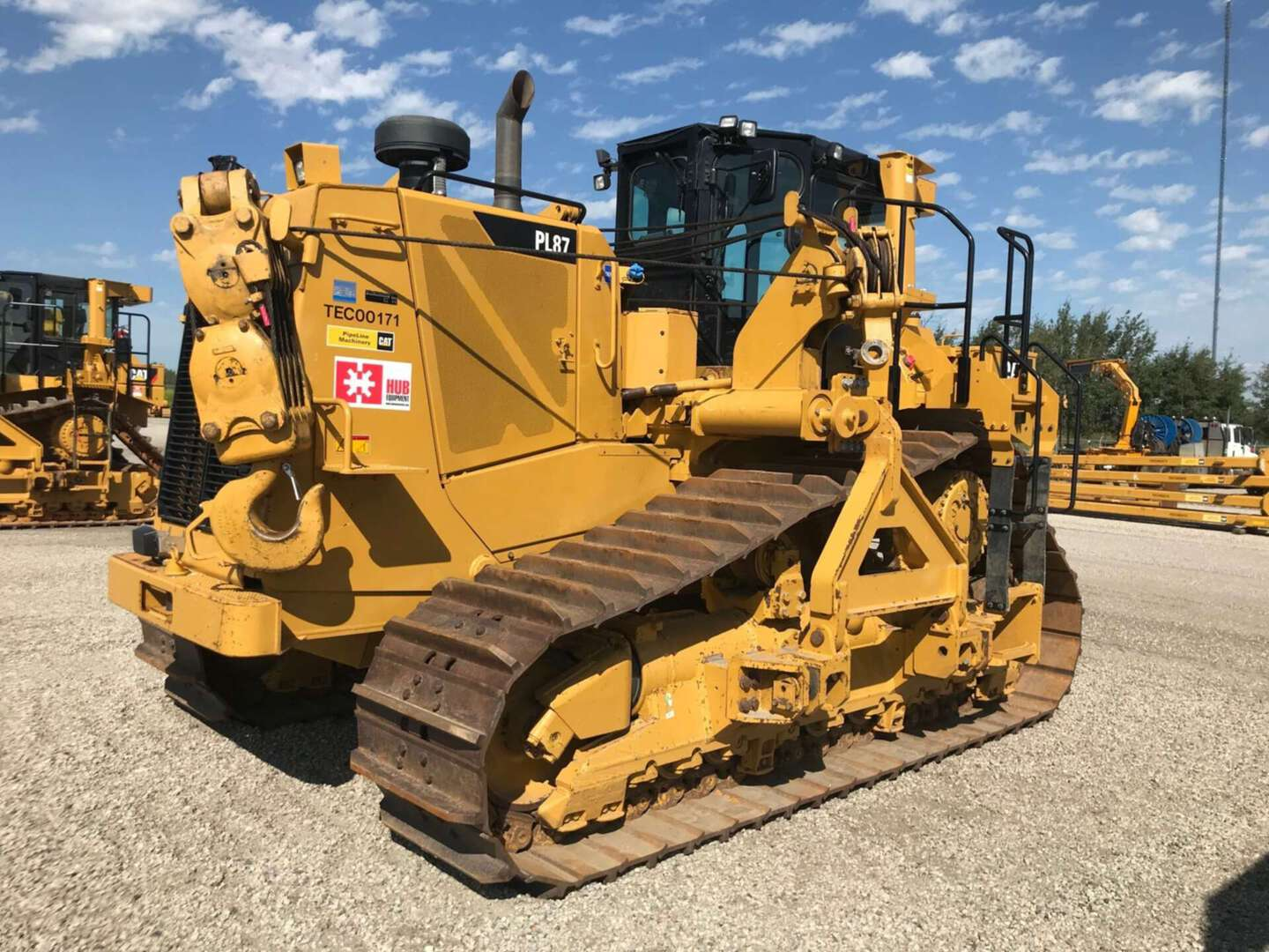 Used, 2017, CAT, PL87, Pipelaying Equipment
