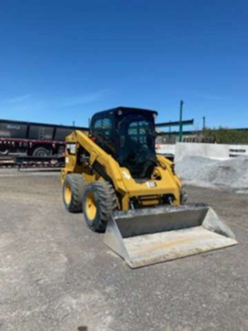 Used, 2014, CAT, 246D, Skid Steers