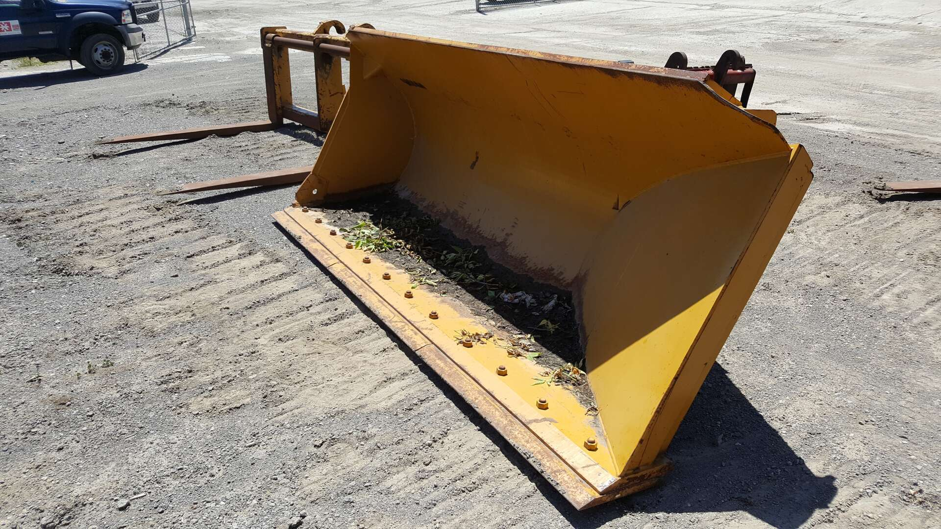 Used, 2001, CAT, SIDE DUMP , Buckets