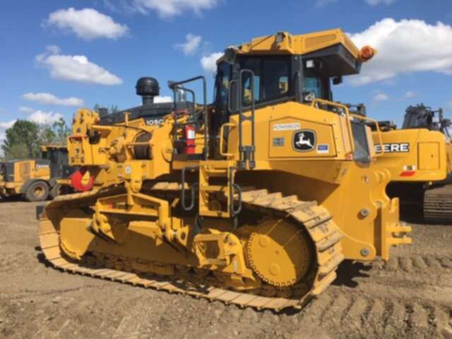 New, 2019, John Deere Construction, BPL220K , Pipelaying Equipment