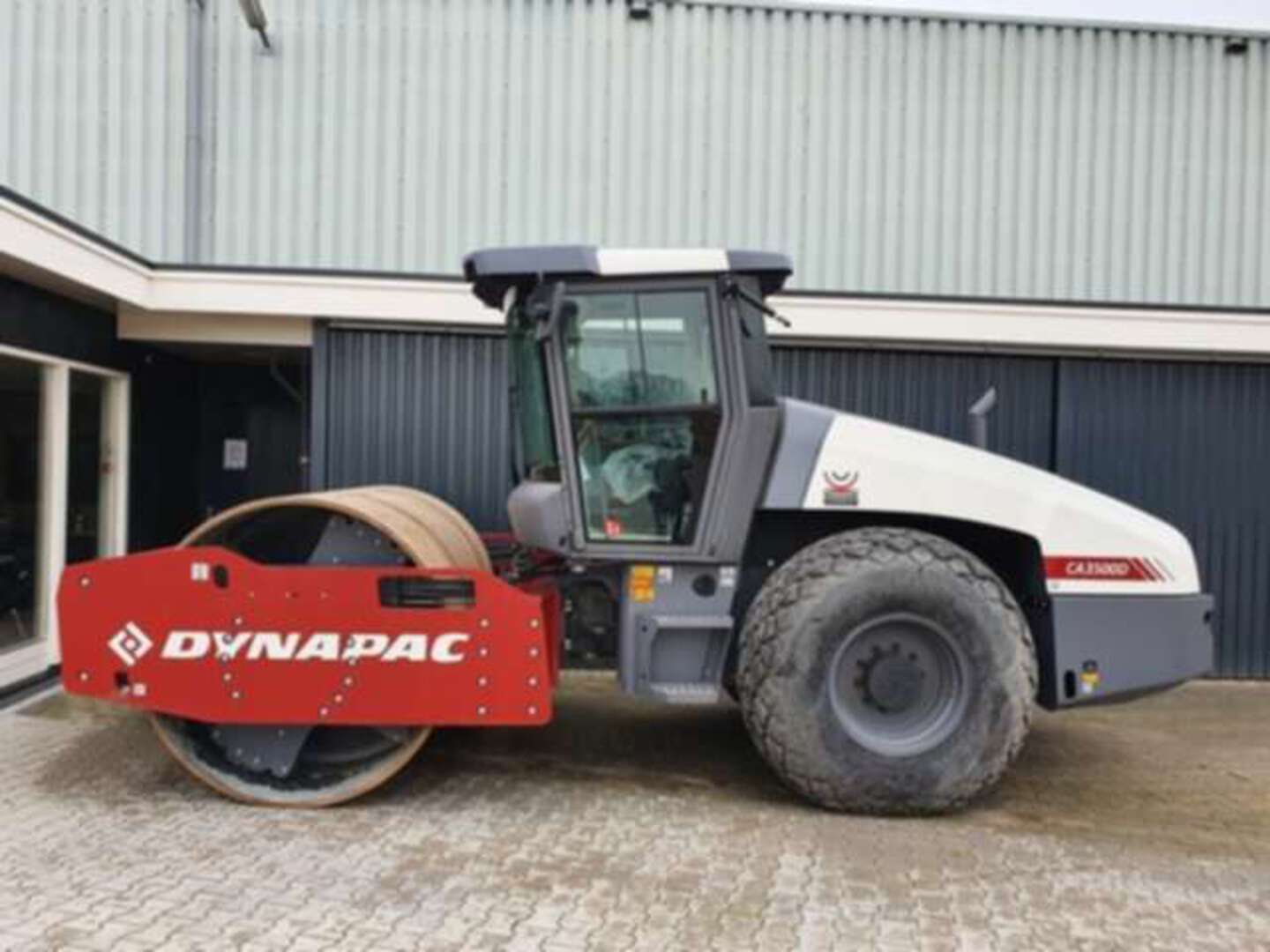 New, 2019, Dynapac, CA3500D, Compaction Roller