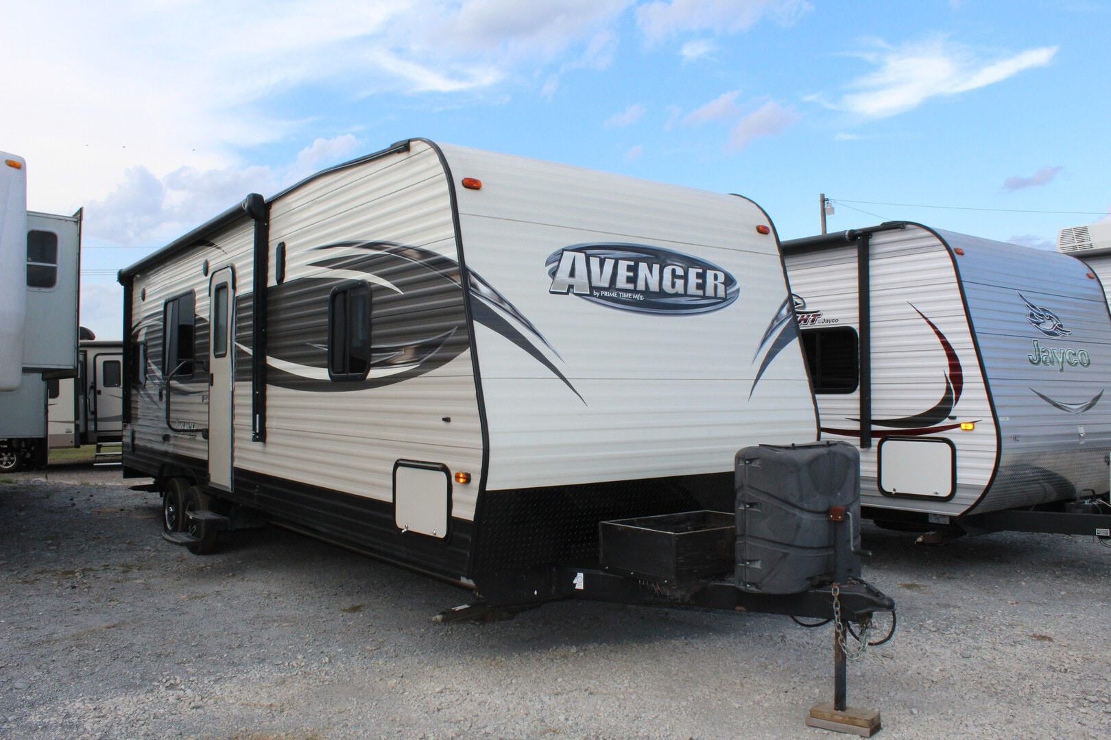 Used, 2016, Prime Time Manufacturing, Avenger 25TH, Toy Haulers
