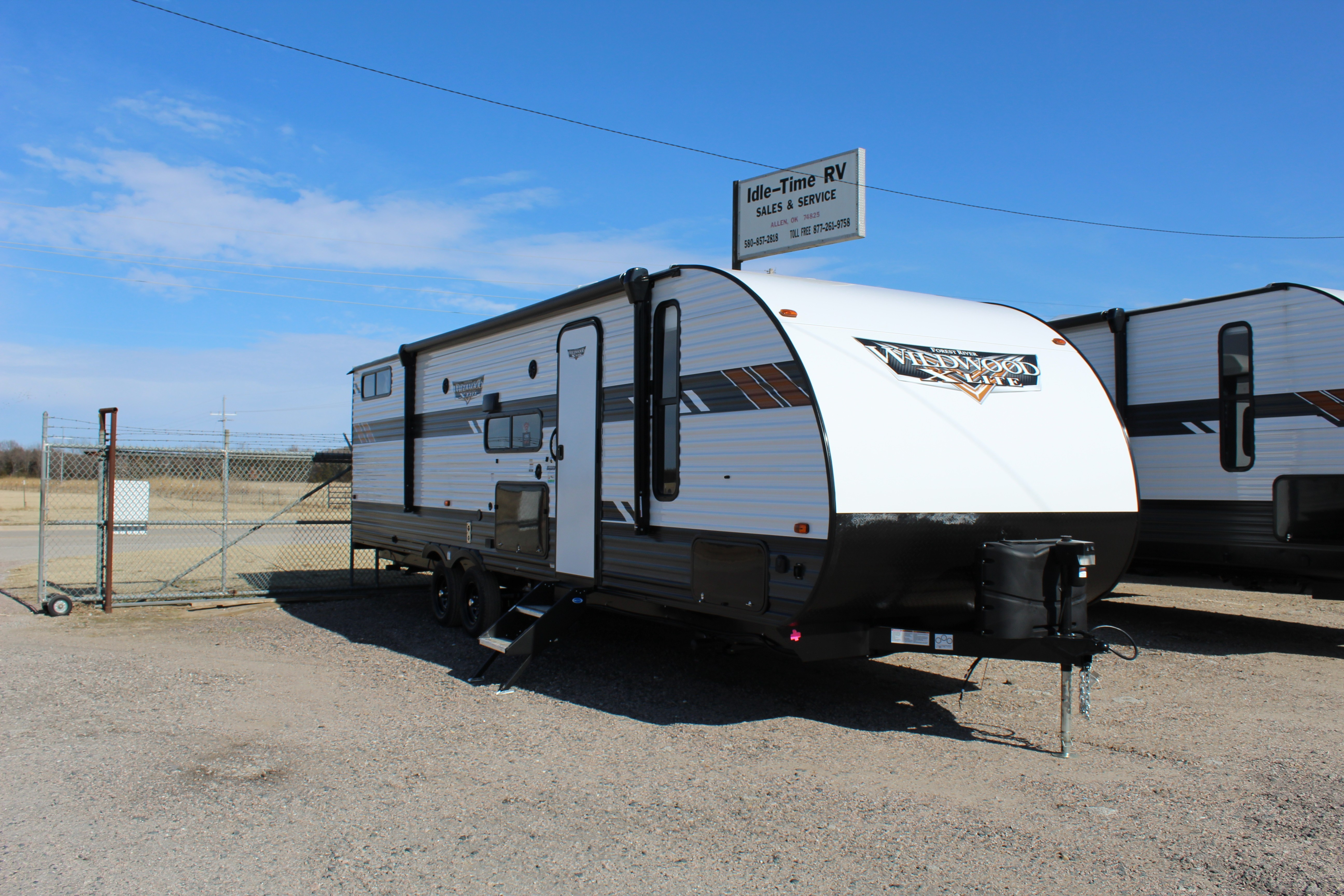 New, 2021, Forest River, Wildwood X-Lite 28VBXL, Travel Trailers