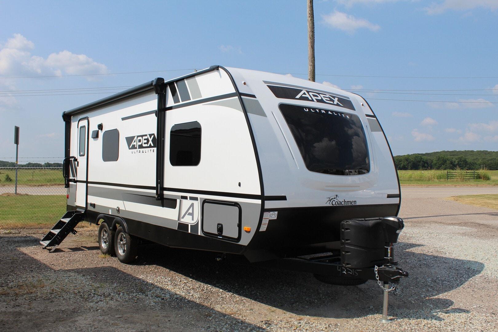 New, 2021, Coachmen, Apex Ultra-Lite 211 RBS, Travel Trailers