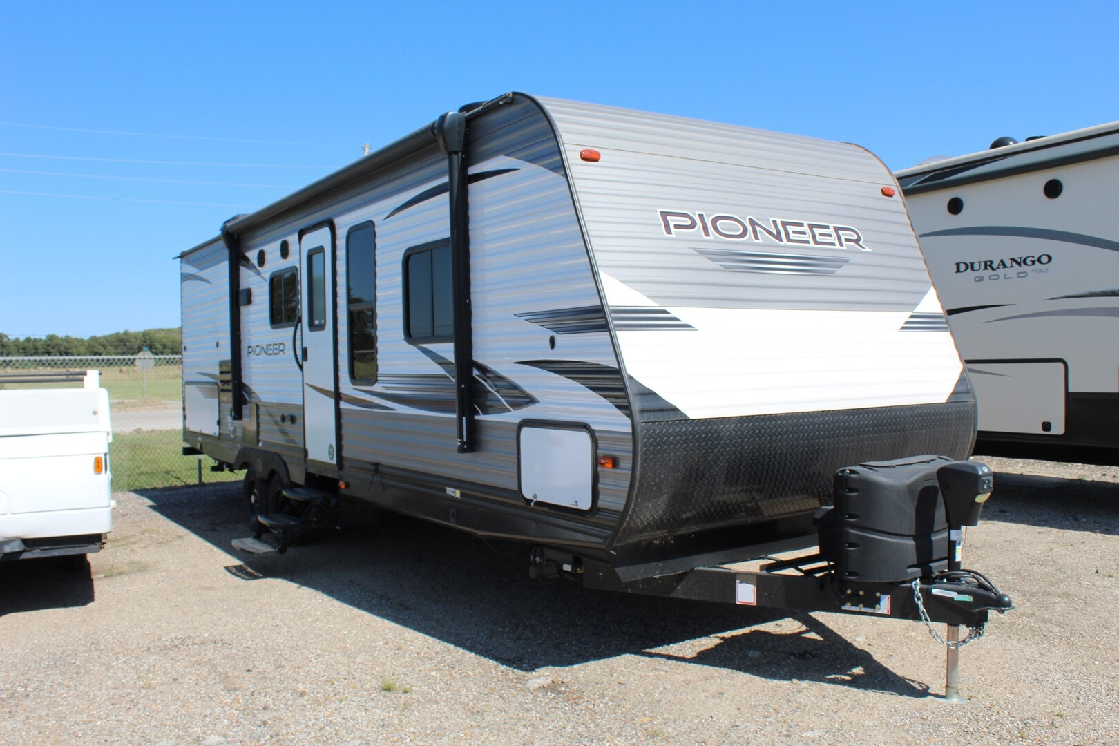 Used, 2019, Pioneer, 275RE, Travel Trailers