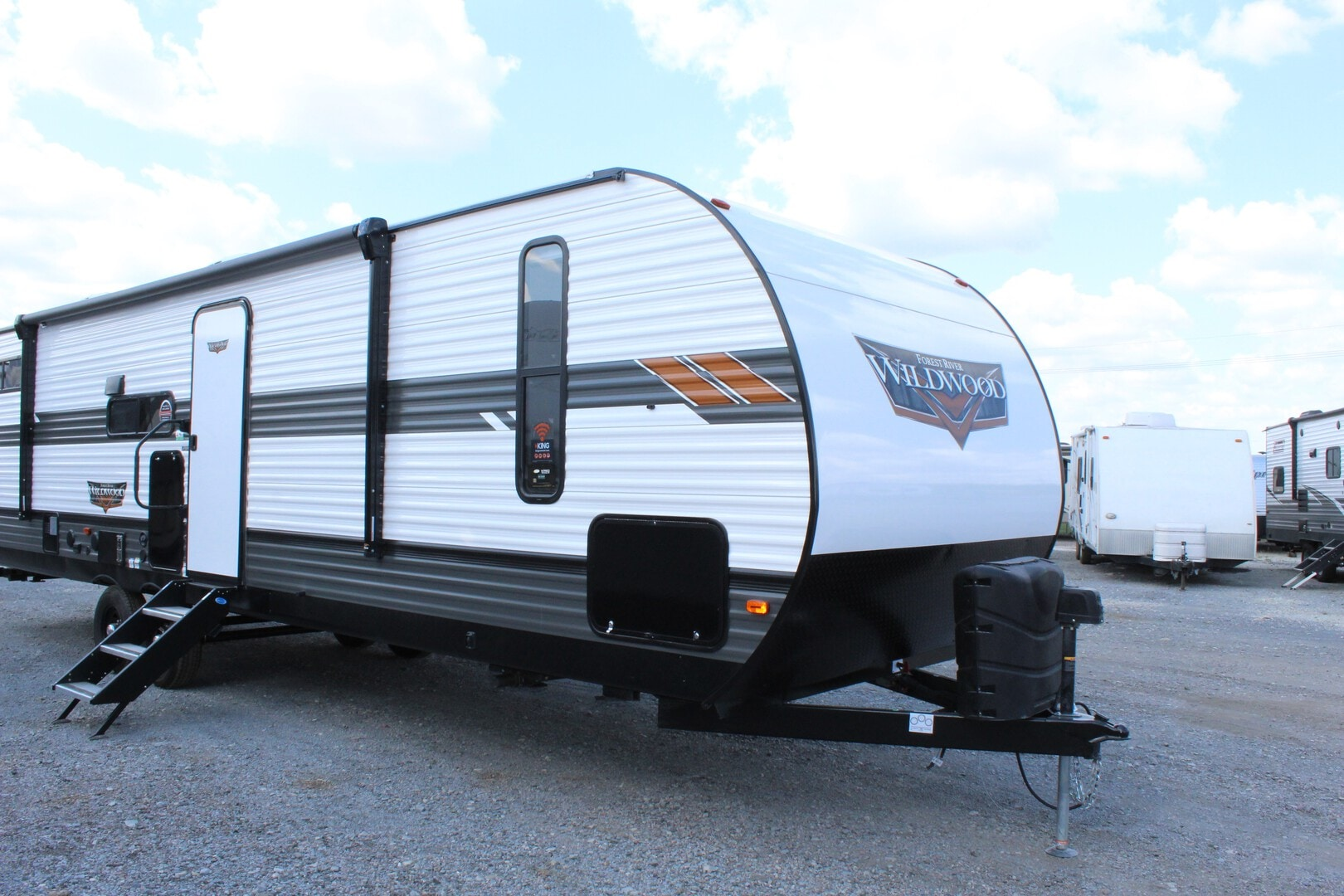 New, 2022, Forest River, Wildwood 29VBUD, Travel Trailers
