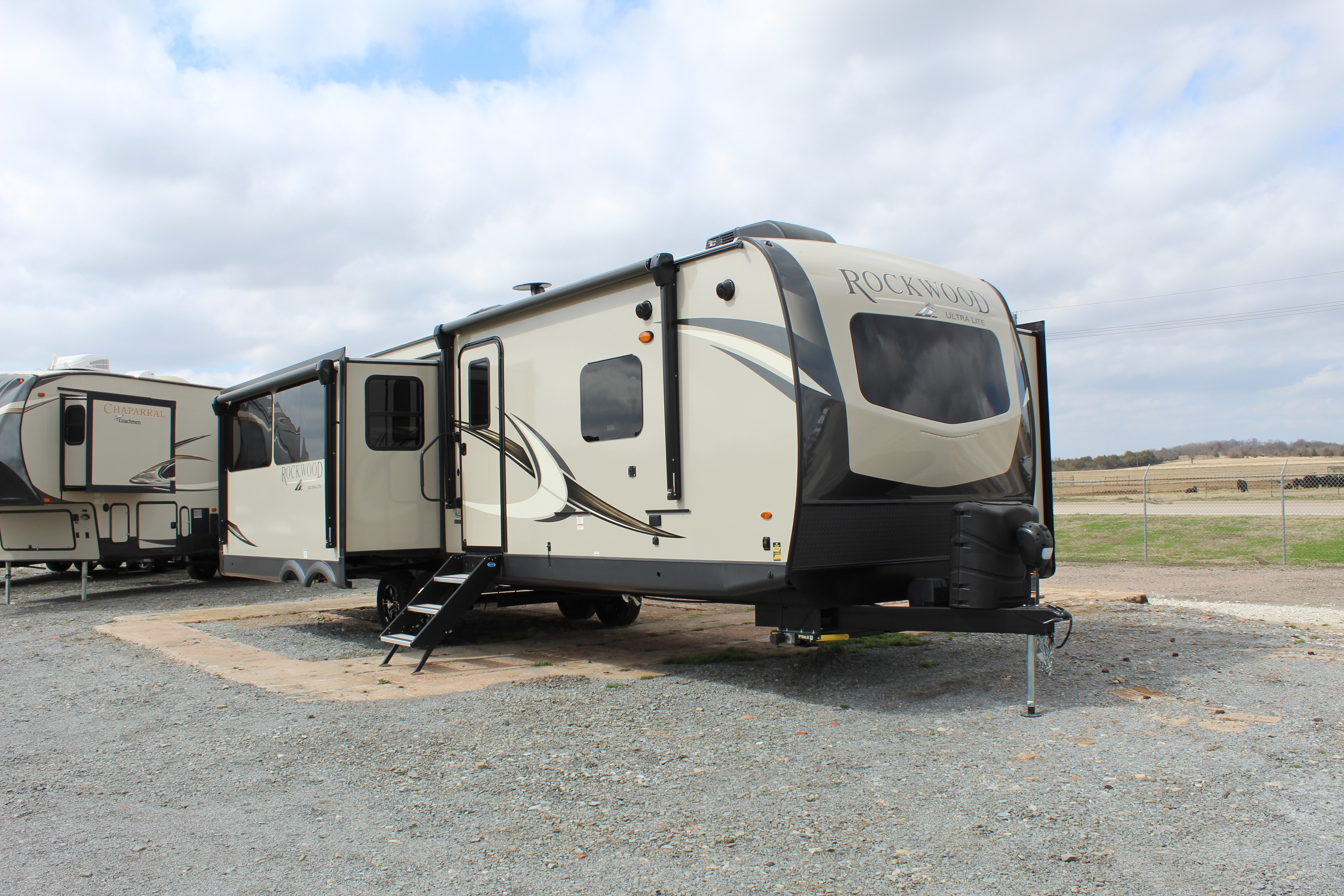 New, 2021, Forest River, Rockwood Ultra Lite 2906BS, Travel Trailers