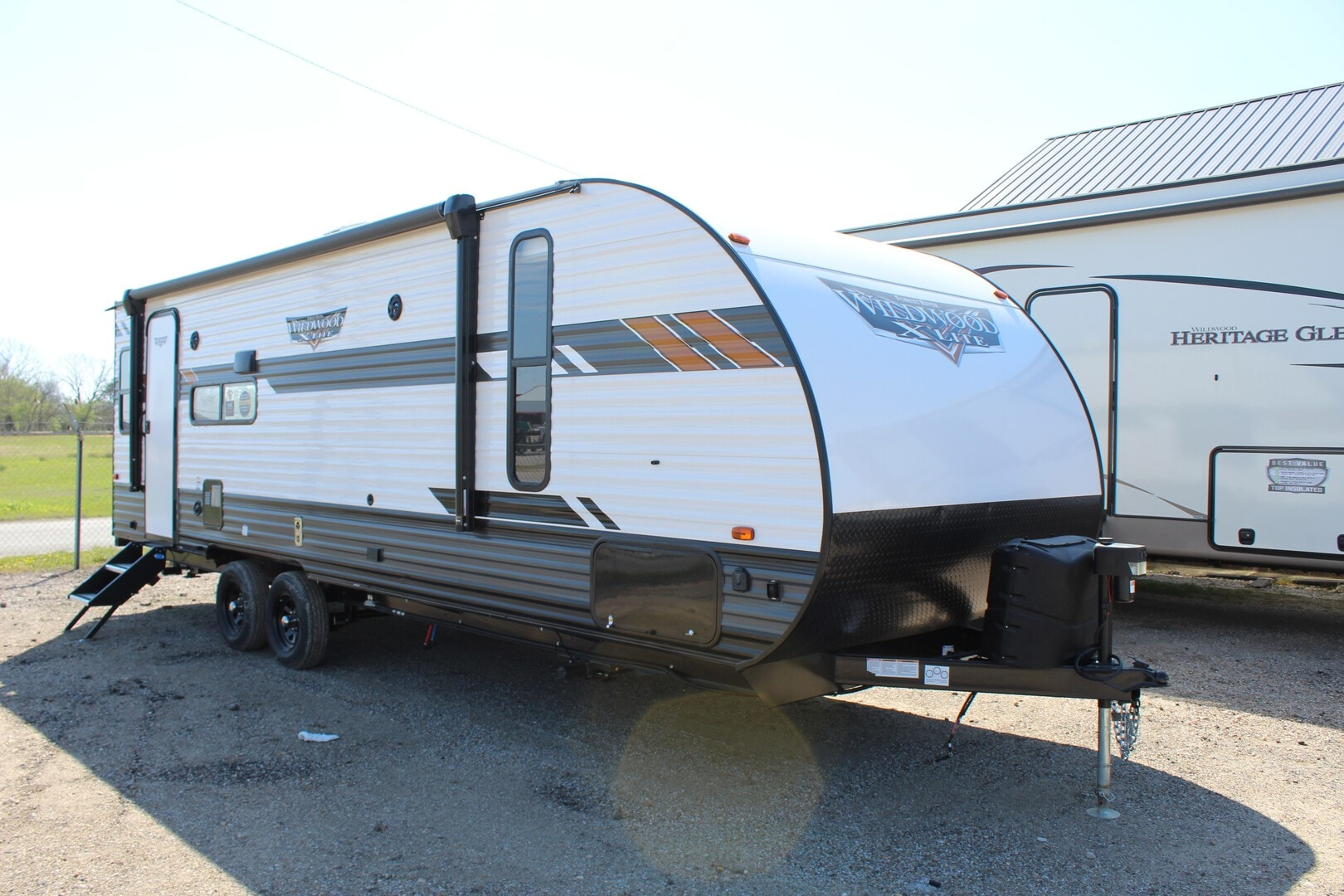 New, 2021, Forest River, Wildwood X-Lite 24RLXL, Travel Trailers
