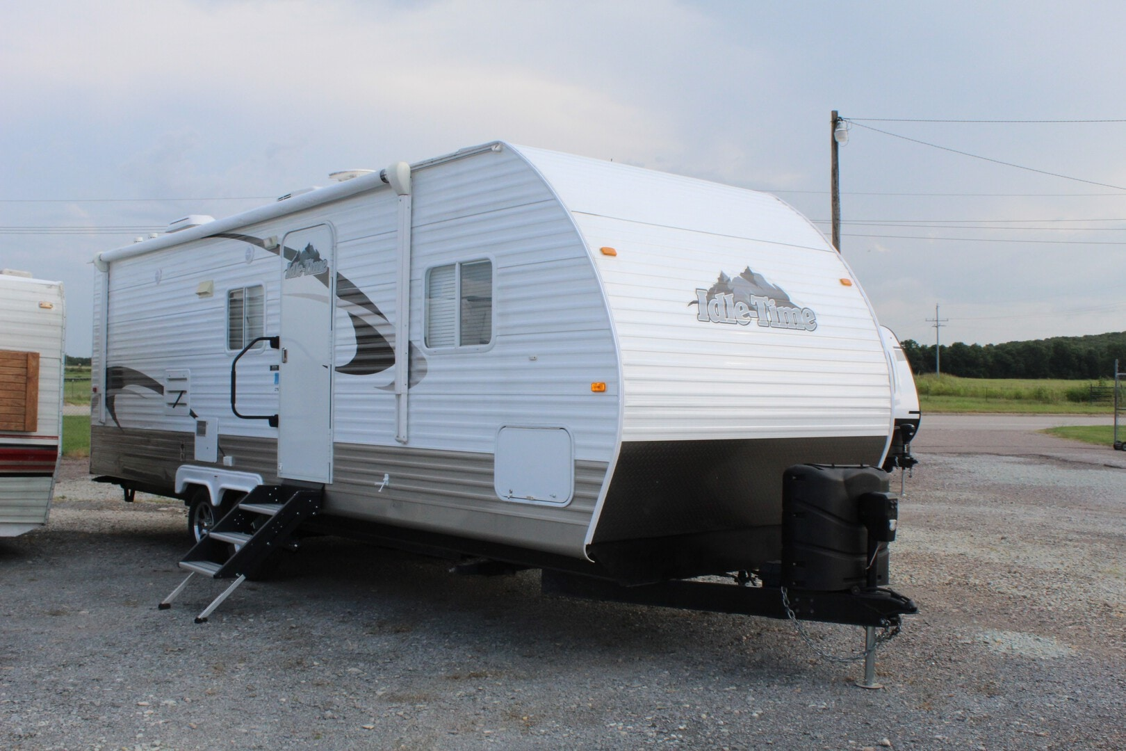 Used, 2020, Idle-Time, Idle-Time 279RBS, Travel Trailers
