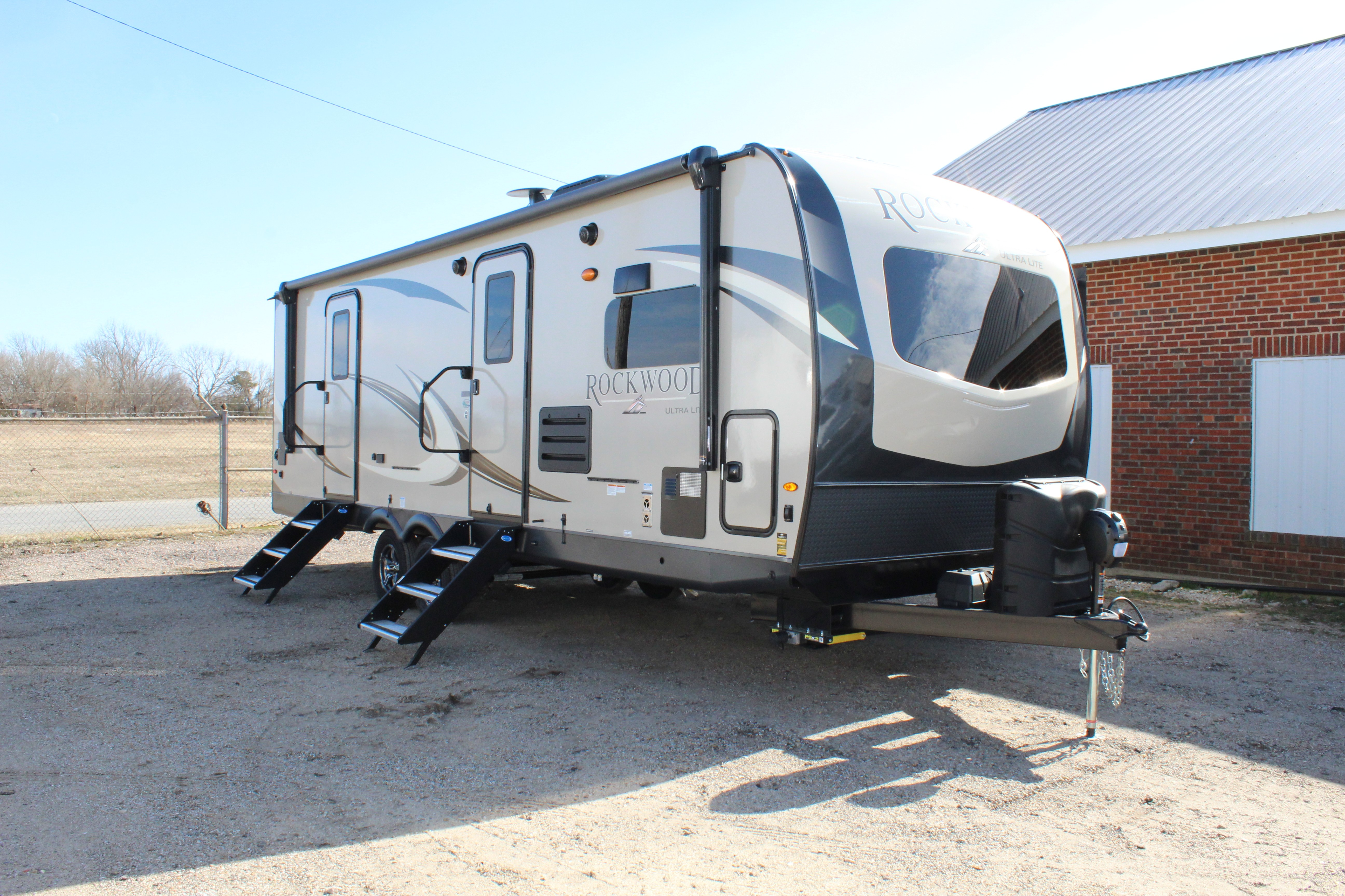New, 2021, Forest River, Rockwood Ultra Lite 2608BS, Travel Trailers