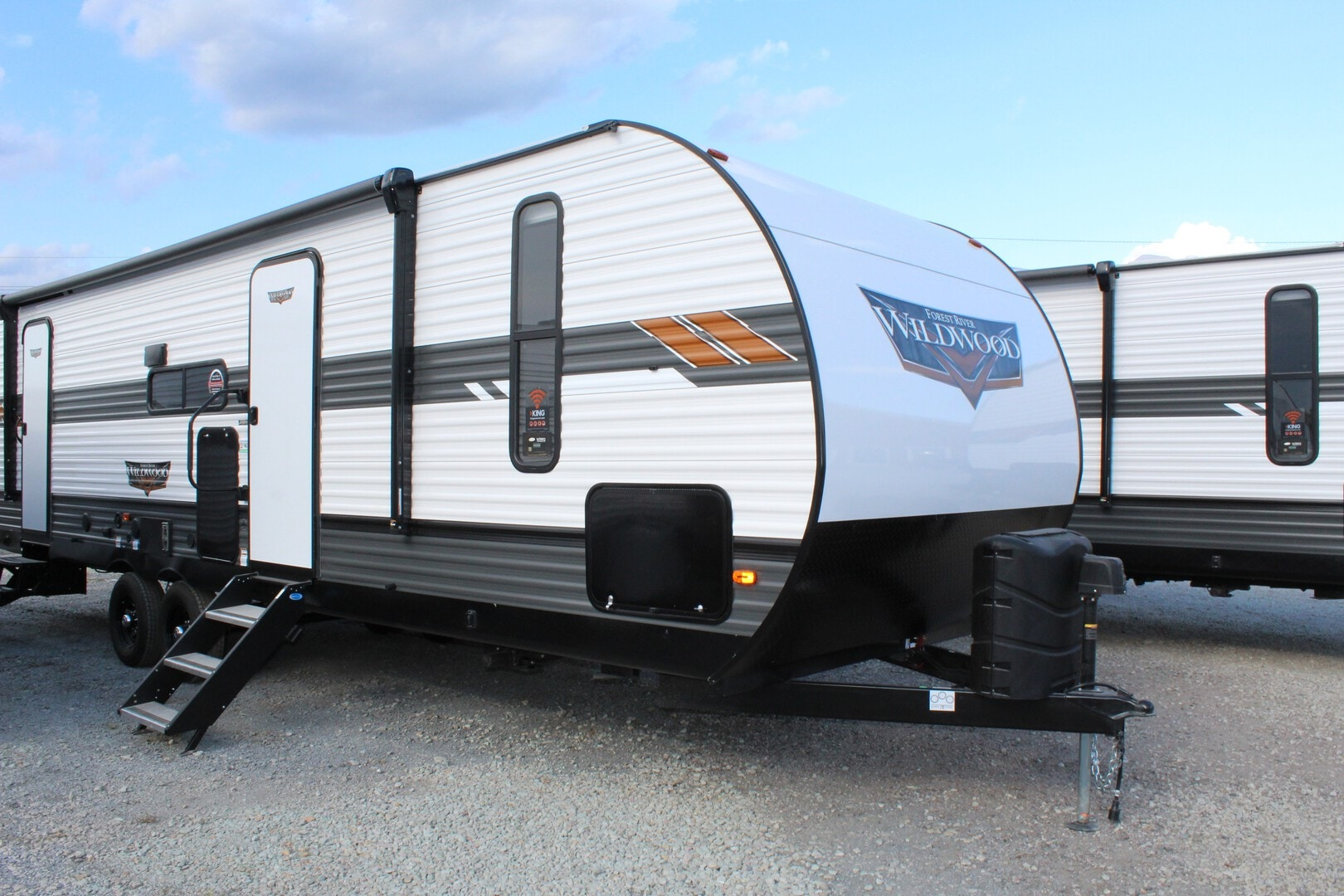 New, 2022, Forest River, Wildwood 26DBUD, Travel Trailers