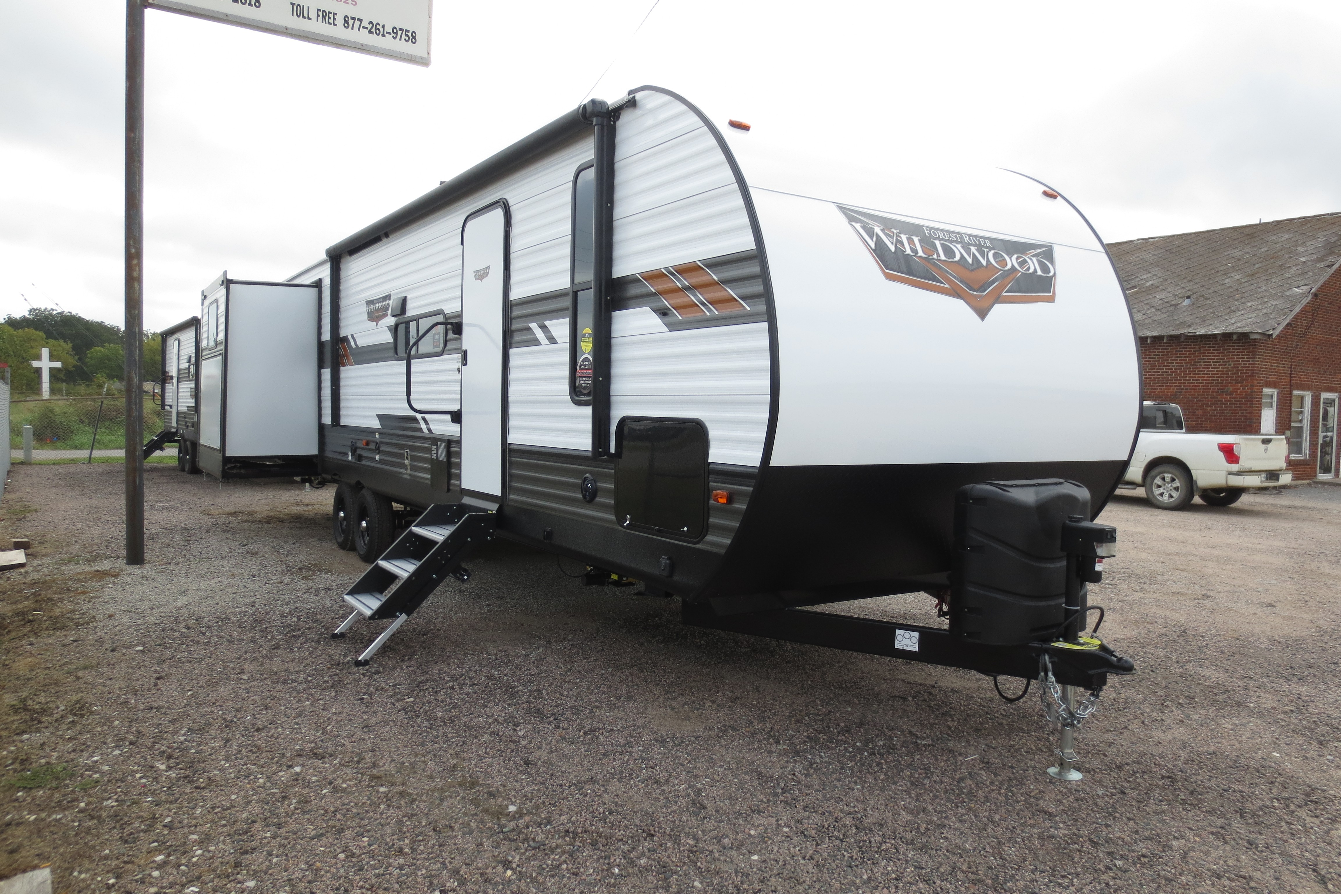 New, 2020, Wildwood, 31KQBTS, Travel Trailers