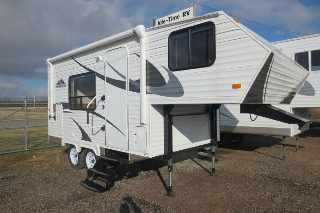 New, 2019, Idle-Time, 199 RBS, Fifth Wheels